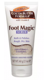 Palmer's Cocoa Butter Formula Foot Magic Scrub - 2.1 Oz
