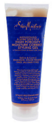 Shea Moisture Mongongo & Hemp Seed Oils - High Porosity Moisture Correct Styling Gel - 8 Oz