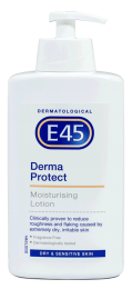 E45 Dermatological Derma-Protect Moisturising Lotion - 17.59 Oz