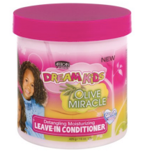 African Pride Dream Kids Leave In Conditioner 15 Oz