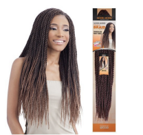 Model Model Glance Braid Senegalese Twist Small