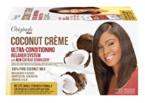 Originals Coconut Creme Ultra-Conditioning Relaxer System