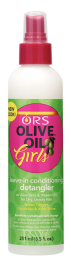 ORS Olive Oil Girls Leave-In Conditioning Detangler - 8.5 Oz