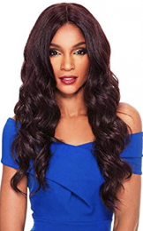 Sleek Spotlight Synthetic Lace Front Wig - Chrissy