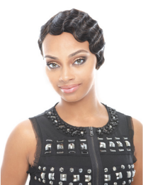 Janet Collection 100% Human Hair Wig - Mommy