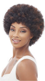 Janet Collection 100% Human Hair Wig - Afro