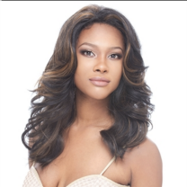 Freetress Equal Baby Hairline Lace Front Wig - Tori