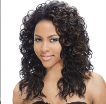 Freetress Equal Baby Hairline Lace Front Wig - Abby
