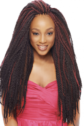 Janet Collection 2X Mambo Tantalizing Twist Braid 18""