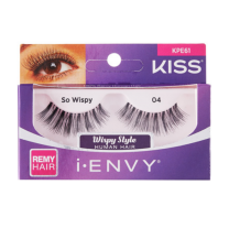 Kiss i Envy Lashes So Wispy - KPE61