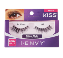 Kiss i Envy Lashes So Wispy - KPE60