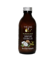 The One & Oily Hair & Skin Premium Oil 100% Pure Coconut Oil - 200ml