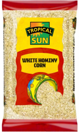 Tropical Sun White Hominy Corn 500g