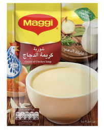 Maggi Cream Chicken Soup 62g