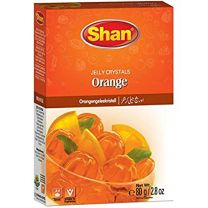 Shan Orange Jelly 80g