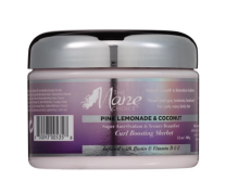 The Mane Choice Pink Lemonade & Coconut Curl Boosting Sherbet - 12 oz
