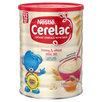 NESTLE CERELAC HONEY & WHEAT 1KG