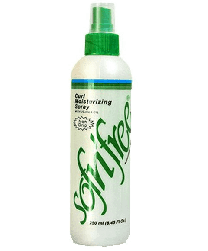 SofN'Free Coconut Oil Curl Moisturising Spray - 350ml