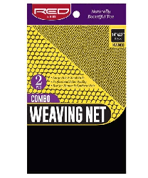 Red By Kiss Combo Weaving Net Black-Hwn03