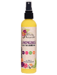 Alikay Naturals Lemongrass Leave In Conditioner - 8 Oz