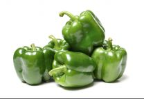 Fresh Green Capsicum (500g)