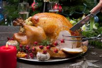 Fresh Turkey - £10 Deposit