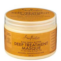 Shea Moisture Raw Shea Butter Deep Treatment Masque - 326ml