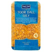 East End Toor Dall Oily (500g)