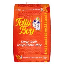 Tolly Boy Easy Cook Long Grain Rice 10kg