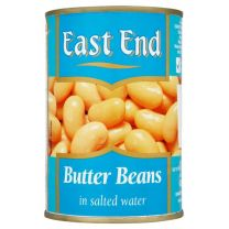 East End Butter Beans 400g