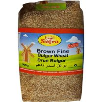 Sofra Brown Fine Bulgur Wheat (900g)