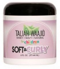 Taliah Waajid Kinky Wavy Natural Soft & Curly - 6 Oz