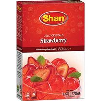 Shan Strawberry Jelly 80g