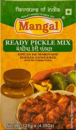 Mangal Ready Pickle Mix (125g)