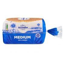 SUNBAKE WHITE MEDIUM 800g