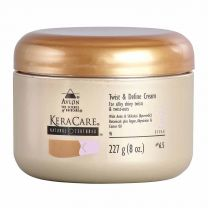 KeraCare Natural Texture Twist and Define Cream - 8 Oz