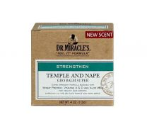 Dr. Miracle's Feel It Formula Temple and Nape Gro Balm Super 4 Ounce
