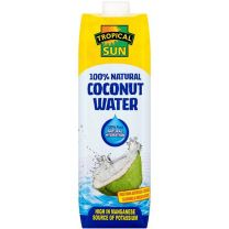 Tropical Sun Coconut Water 100% Natural