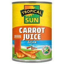 Tropical Sun Carrot Juice 540ml