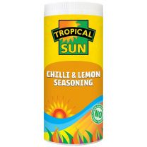 Tropical Sun Chilli & Lemon Seasoning 100g