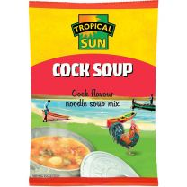 Tropical Sun Cock Soup Mix Halal  50g