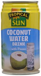 TROPICAL SUN COCONUT WATER 330ML