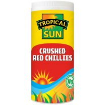 Tropical Sun Crushed Red Chillies 50g