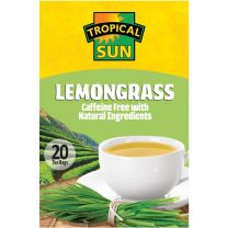 Tropical Sun Lemongrass  Tea