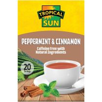 Tropical Sun Peppermint & Cinnamon Tea