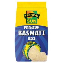 Tropical Sun Basmati Rice Premium 2kg
