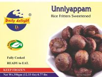 Frozen - Daily Delight Unniyappam Rice Fritters 350g