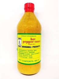Windmill Hot Pepper Sauce