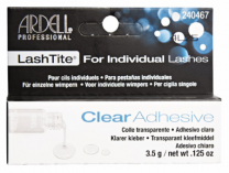 Ardell LashTite Adhesive Clear for Individual Lashes - 0.125 Oz