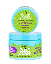 Just for Me Curl Peace Defining Curl & Coil Cream - 12 Oz